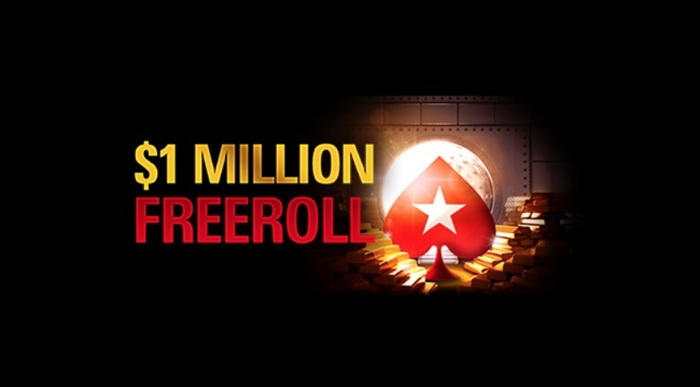 PokerStars $1 Million Freeroll