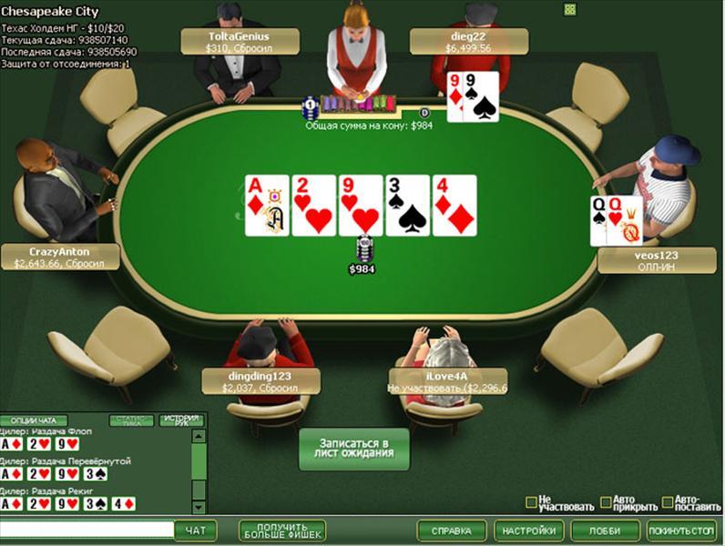 Ставки На Покер Онлайн