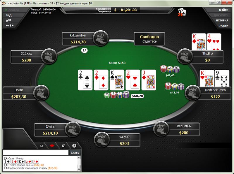 Пароли На Покер
