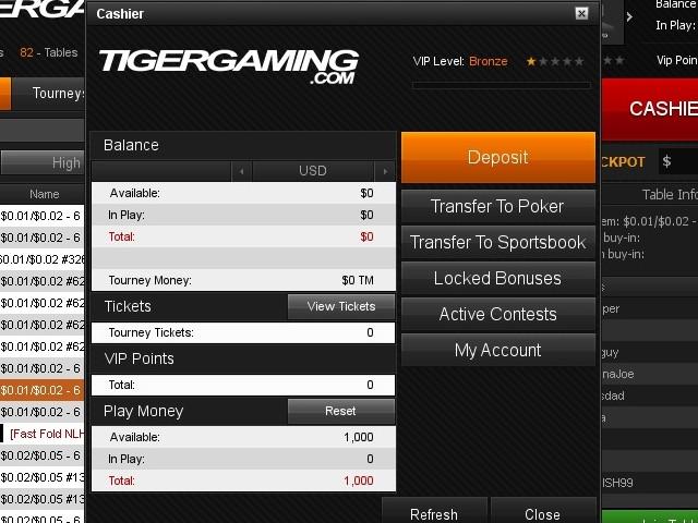 Делаем вклад во Tigergaming