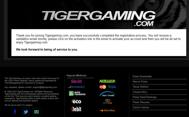 tigergaming email
